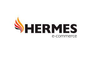 Vörumerki Hermes hugbúnaðarfyrirtækisins │Kría hönnunarstofa