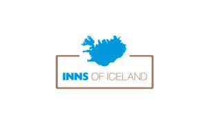 Vörumerki fyrir Inns of Iceland │Kría hönnunarstofa